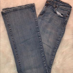 Denim - Junior Weathervane Bootcut Jeans